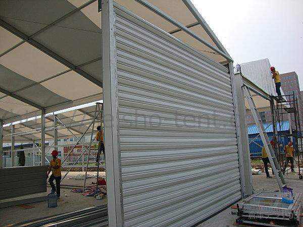 倉庫テント写真3