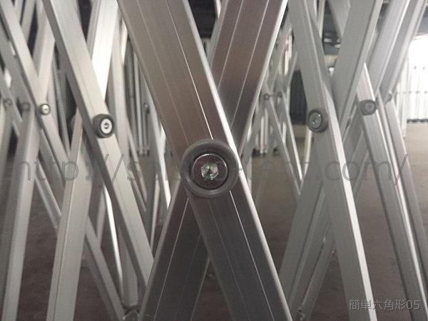 かんたん六角形テント(Ease Hexagon Tent)05