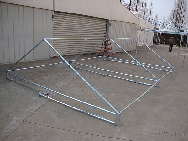 屋形テント写真5
