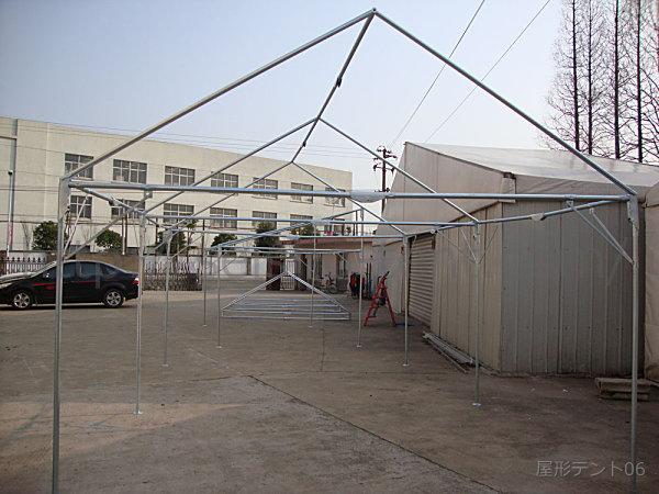 屋形テント写真6